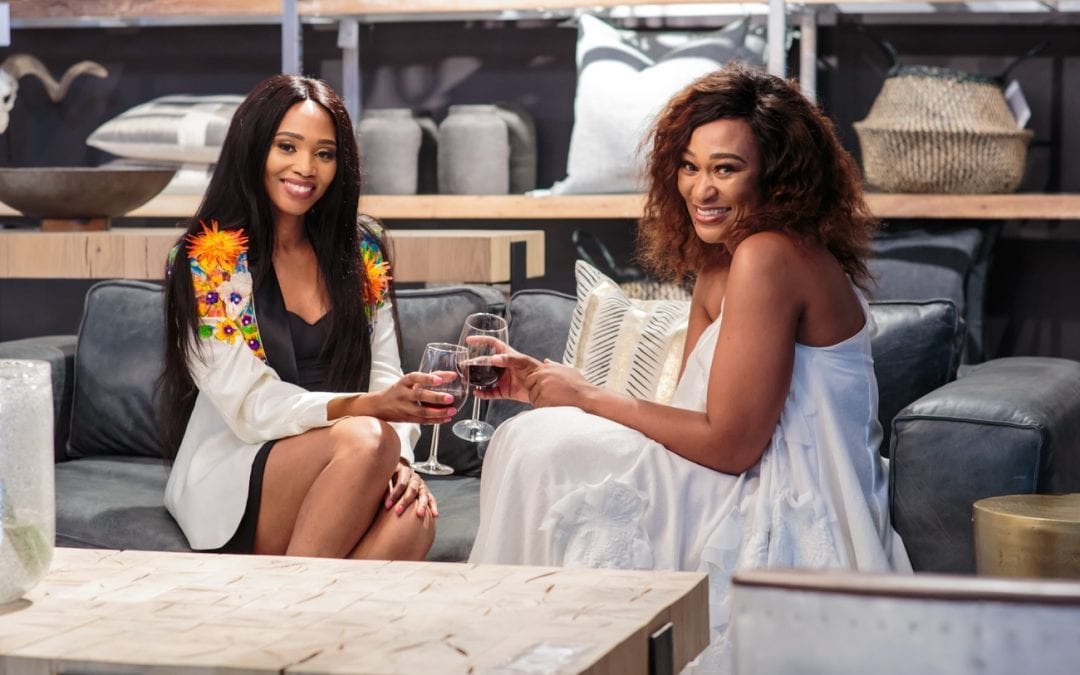Power Lunch with Palesa Kwitshana