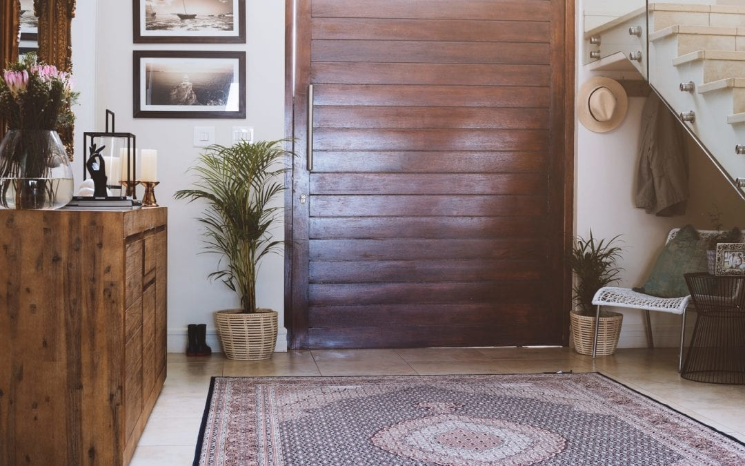 Decorating Your Entrance Hall
